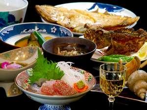 美章苑:地元の山海の幸をふんだんに使った創作和食料理
