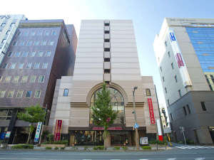 ホテルアセント浜松 外観