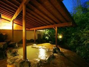 川涌の湯 マウントビュー箱根:乳白色の露天風呂で、お肌すべすべ~の幸せ♪疲れもサッパリと癒されると好評です
