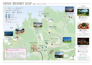 【リゾート内MAP】