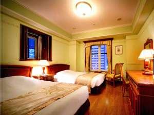 ホテルモントレ仙台:【スタンダードツイン(一例)】23.3~26.7平米/ベッド幅110㎝