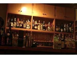 酒仙の宿 晩:Barカウンター