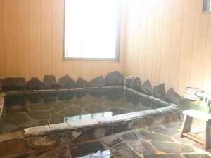 酒仙の宿 晩:風呂写真
