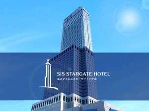スターゲイトホテル関西エアポート 夜景のキレイな超高層ホテルの写真