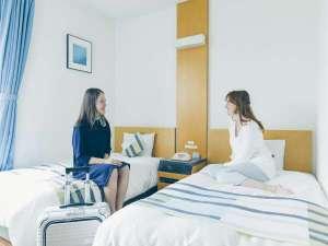 Hotel FLEX:ツイン23㎡TwinA 23㎡