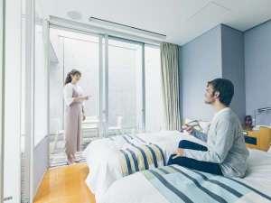 Hotel FLEX:テラスルーム25㎡TerraceRoom25㎡