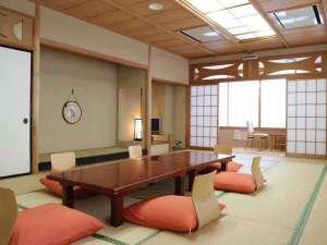 鶯宿温泉 レムナント鴬宿:*【スウィートルーム】和室は8畳が2間。で広々快適♪