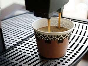 ホテルYes長浜駅前館:ウエルカムコーヒー(お部屋にお持ち込いただけます。)