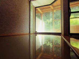 ロッヂたちばな:◆美しい風景を眺めながら入る温泉は、身も心も癒やされます。