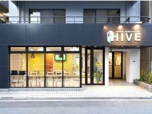 Osaka Guesthouse Hive 外観