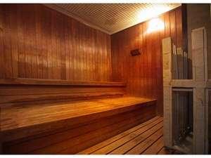 奄美ポートタワーホテル:3階男女浴場・サウナ(男性用)宿泊のお客様は無料でご利用ください。