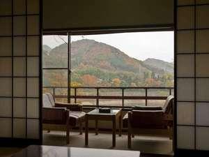 湖畔の宿 ホテル湖城閣:◆客室/たくさんの木々に囲まれて自然の息吹を感じて頂けます。