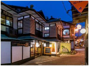 登録有形文化財の宿 木屋旅館の写真