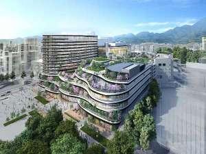 ホテルトラスティプレミア熊本の写真