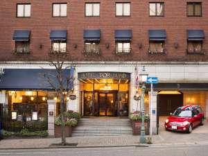 神戸トアロード ホテル山楽(旧ホテルトアロード)の写真