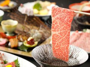 月の栖 熱海聚楽ホテル:海の幸だけではなく、お肉も!