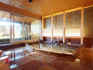 月の栖 熱海聚楽ホテル:女性大浴場 2018年大浴場一部リニューアル