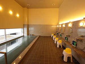高松センチュリーホテル:男性浴場