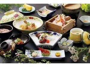 指宿シーサイドホテル:知林鍋会席