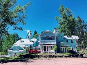 青空の扉 犬と泊まれるプチホテル【一例】