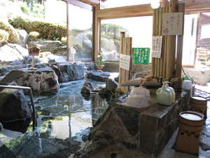 高野の里 入の元湯 神泉亭