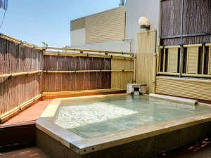 フォレストリゾート ホテル城山:貸切露天風呂は予約制です。