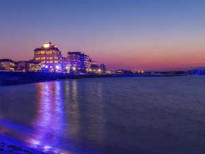 H24夏リニューアル♪海が目の前の立地。H11年全館新築、皆生で一番の伝統ある老舗