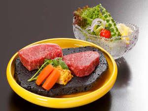 鳥取和牛のフィレ&ロース160gステーキ