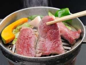 【蔵王御膳】蔵王名物ジンギスカン150g◎山形郷土料理いも煮付き