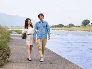 ~筑後川をのんびりお散歩♪穏やかな時間を満喫♪~