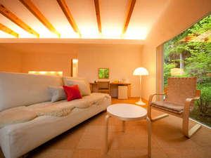 3組限定 北欧スタイル forest inn BORN:【お部屋】湯布院塚原高原の中に佇む3組限定の宿
