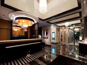 アパホテル<小伝馬町駅前>:■ロビー