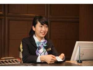 静鉄ホテルプレジオ 静岡駅北:お客様のお越しを心よりお待ち申し上げております