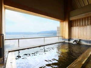 上諏訪温泉 油屋旅館 諏訪湖を望む絶景露天の宿:夜は満天の星空を眺め、朝は輝く太陽の光を浴びながら心地よい時間を満喫できます
