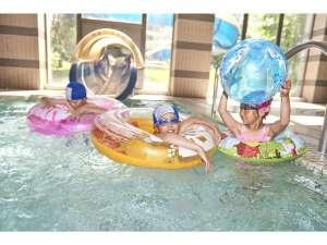 グリーンピア大沼:温水プール
