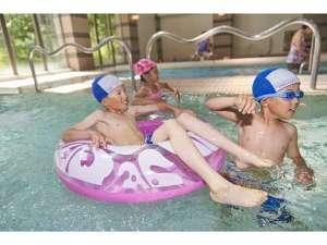 グリーンピア大沼:温水プールは年中営業♪