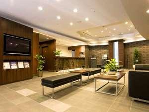 ダイワロイネットホテル新横浜:ロビー