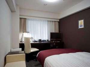 ダイワロイネットホテル新横浜:★★快適18平米ゆったり154cmサイズのベッド スタンダードルーム♪★★