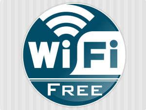 プラザホテルむつ:+*館内、お部屋でも無料Wi-Fiをご利用いただけます。