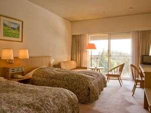 ホテルG-styleジースタイル(旧ダイヤモンド佐用):【ホテル】ムード溢れる洋室ツインルーム。