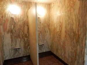 ホテルG-styleジースタイル(旧ダイヤモンド佐用):女性大浴場にあるシャワー。
