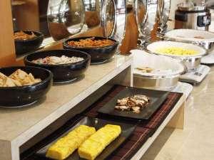 ベッセルイン福山駅北口:和洋朝食ビュッフェ!毎朝ホテルで焼き上げるパンは絶品!