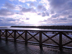 サンライズ城が浜