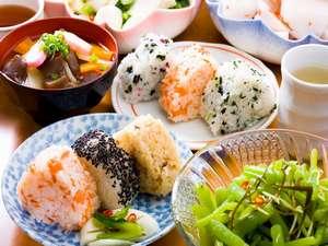 東横イン弘前駅前:手作りの朝食はサービスでお得♪(一例)
