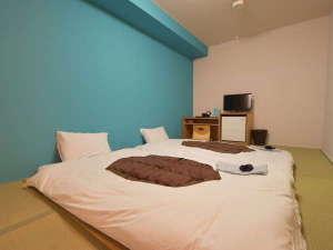 大阪えびすホテル:客室【和室】バス・トイレ付き