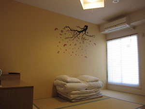 大阪えびすホテル:【客室】和室/和布団×2セット/6歳未満の添い寝可