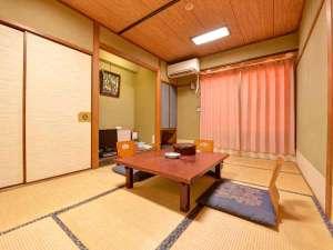 八幡浜センチュリーホテルイトー:*和室7.5畳(客室一例)/一人旅やビジネスでのご宿泊に◎畳の香りがほのかに薫るお部屋でお寛ぎ下さい。