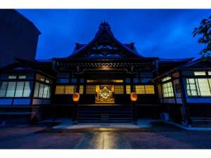 Temple Hotel 高山善光寺