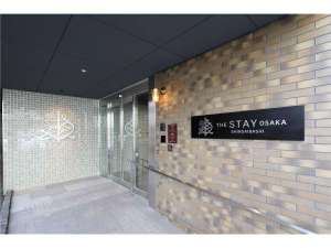 【ホテル&ドミトリー】THE STAY OSAKA 心斎橋の写真