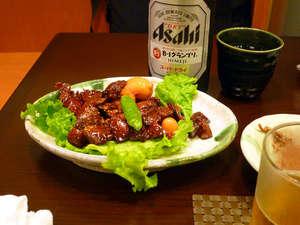 山梨名物★鳥もつ煮★晩酌にどうでしょう。